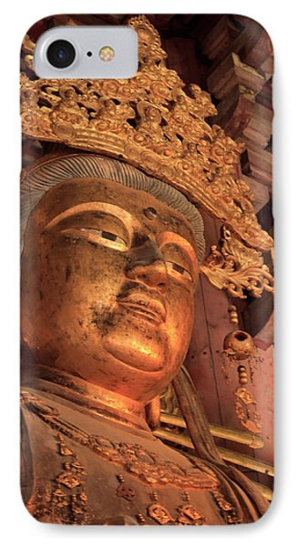 Daimonji Temple In Nara, Japan Is Home IPhone Case by Paul Dymond