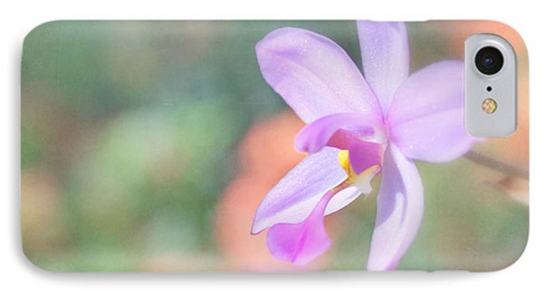 Dainty Orchid Phone Case by Kim Hojnacki
