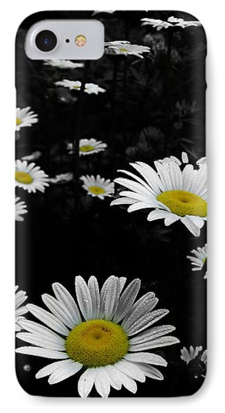 Daisies IPhone Case by GJ Blackman
