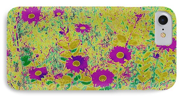 Daisies I IPhone Case by Shirley Moravec