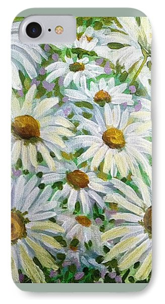 Daisies IPhone Case by Jeanette Jarmon