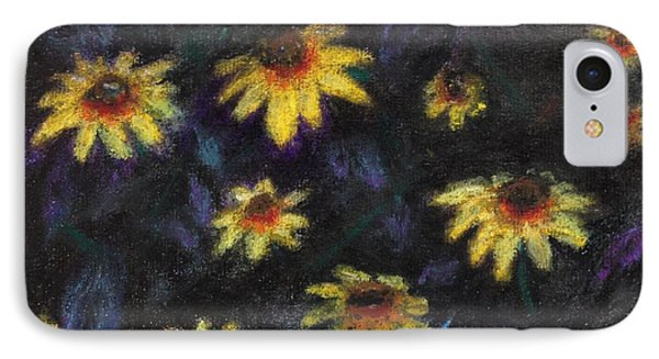 Daisies IPhone Case by Stan Tenney