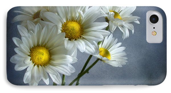 IPhone Case featuring the photograph Daisy Bouquet by Ann Lauwers