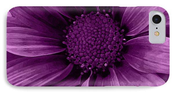 Daisy Daisy Grape IPhone Case