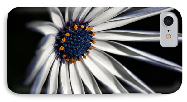 IPhone Case featuring the photograph Daisy Heart by Joy Watson