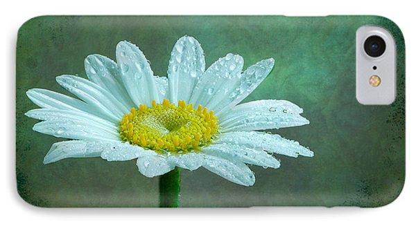 Daisy In The Rain IPhone Case