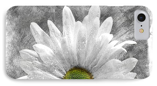 Daisy Phone Case by Mauro Celotti