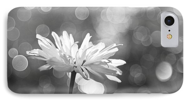 Daisy Rain IPhone Case by Theresa Tahara