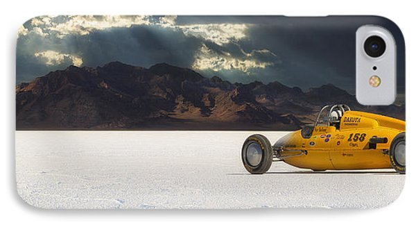 Dakota 158 IPhone Case by Keith Berr