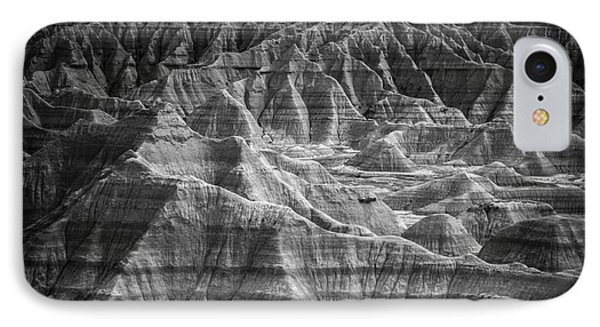 Dakota Badlands Phone Case by Perry Webster