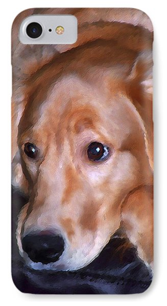 IPhone Case featuring the photograph Dakota by Bradley Clay