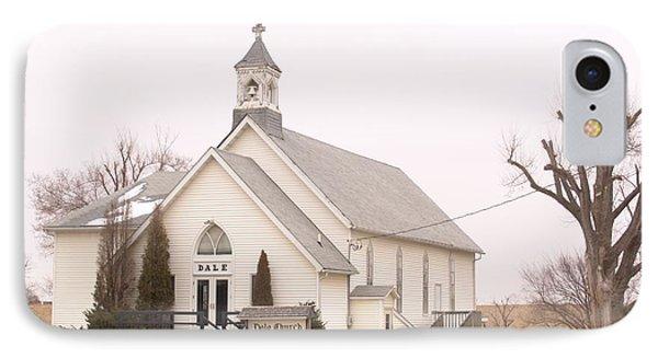 Dale Church IPhone Case