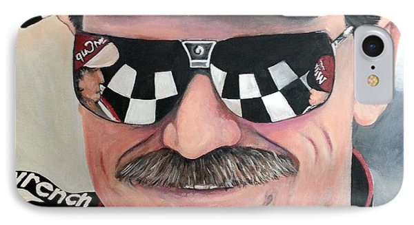 Dale Earnhardt Sr IPhone Case