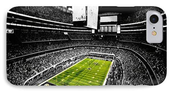 Dallas Cowboys Football Stadium IPhone Case
