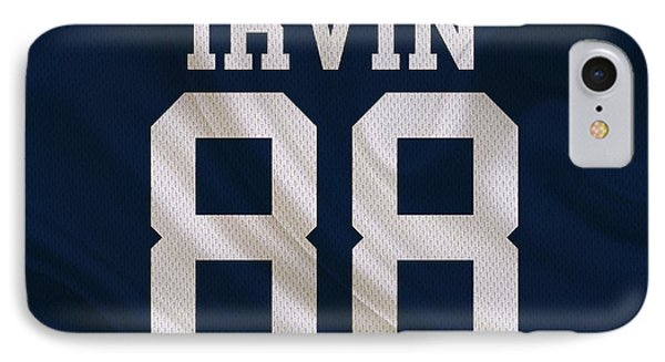 Dallas Cowboys Michael Irvin IPhone Case