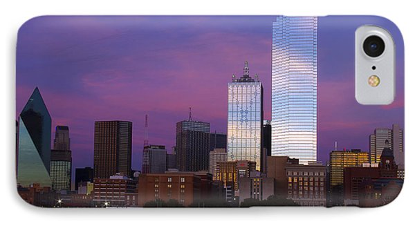 Dallas Sunset IPhone Case