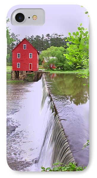 Dam At Starrs Mill IPhone Case
