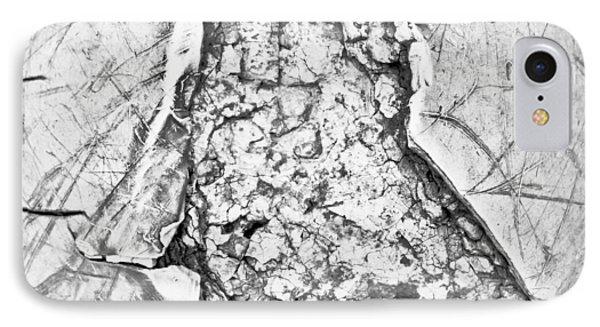 Damaged Metal IPhone Case by Tom Gowanlock