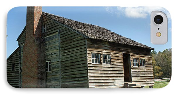 Dan Lawson Cabin In Cades Cove Phone Case by Roger Potts