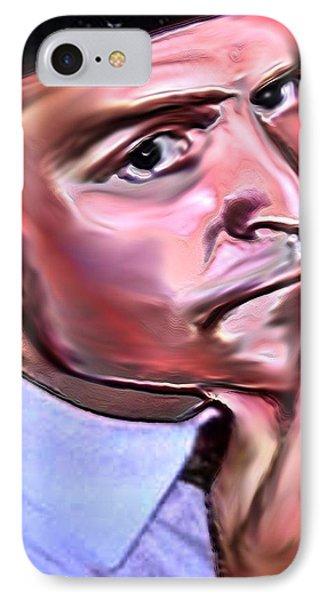 Dan Leunig IPhone Case by Terence Morrissey