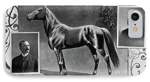 Dan Patch (1896-1916) IPhone Case by Granger