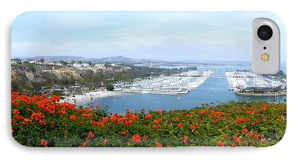 Dana Point IPhone Case by Diane Height