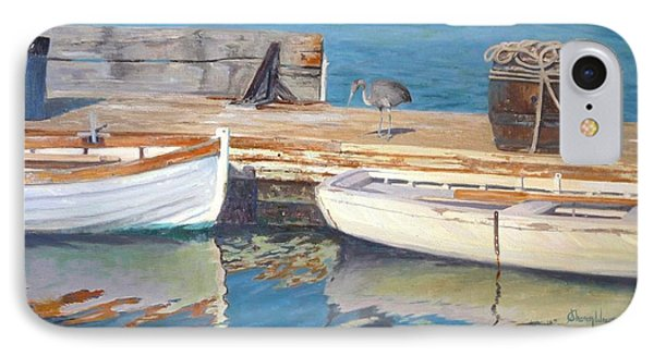 Dana Point Harbor Boats Phone Case by Sharon Weaver