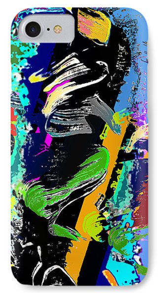 Dance 1 IPhone Case by Jame Hayes