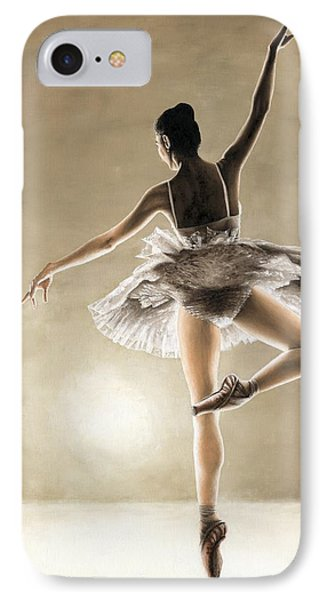 Dance Away IPhone Case by Richard Young
