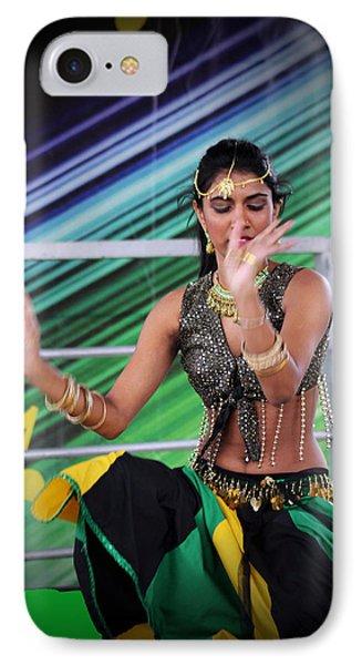 Dance Dawali IPhone Case