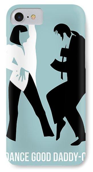 Dance Good Poster 1 IPhone Case by Naxart Studio