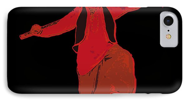 IPhone Case featuring the painting Dance Like A Punjabi Man by Nop Briex