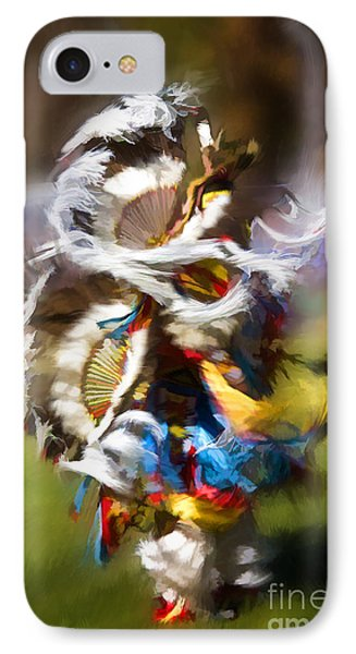 IPhone Case featuring the painting Dance by Linda Blair
