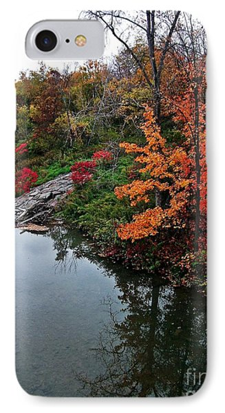 IPhone Case featuring the photograph Dance Of Autumn by Christian Mattison