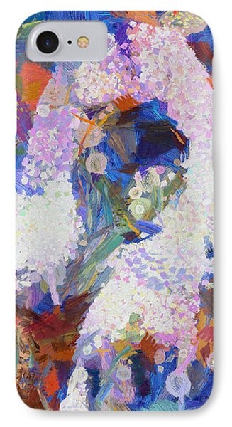 IPhone Case featuring the painting Dance Of Fools by Joe Misrasi