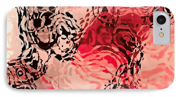 Dance Of Passion Phone Case by Tim Richards