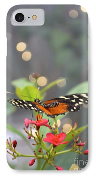 IPhone Case featuring the photograph Dance Of The Butterfly by Carla Carson