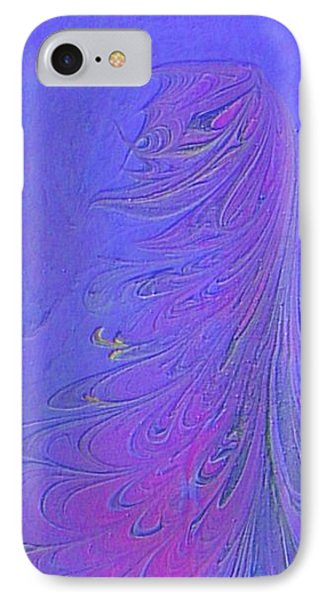 IPhone Case featuring the painting Dancer by Mike Breau