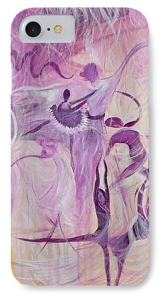 Dancers Phone Case by Susan Harris