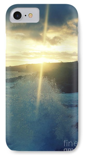 Dances With Light IPhone Case by Deena Otterstetter