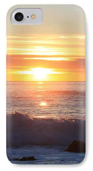 IPhone Case featuring the photograph Dancing Flames  by Amy Gallagher