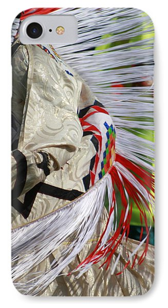 Dancing For The Ancestors IPhone Case