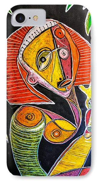Dancing In The Light IPhone Case by Robert Daniels