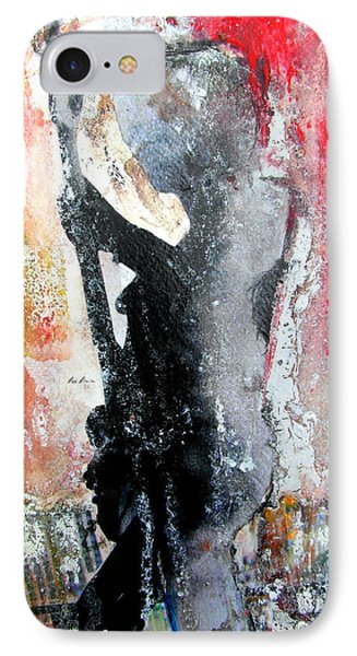 Dancing In The Moonlight IPhone Case by Bri B