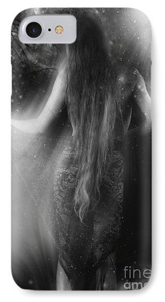 Dancing In The Moonlight... Phone Case by Nina Stavlund