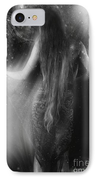 Dancing In The Moonlight... IPhone Case by Nina Stavlund
