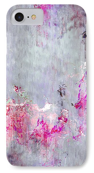 Dancing In The Rain - Abstract Art IPhone Case by Jaison Cianelli