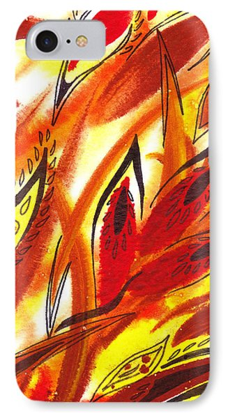 Dancing Lines Hot Abstract IPhone Case