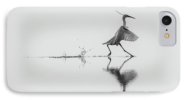 Dancing On The Water IPhone Case