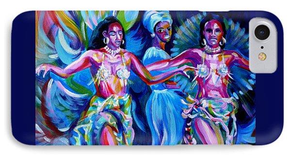 Dancing Panama Phone Case by Anna  Duyunova